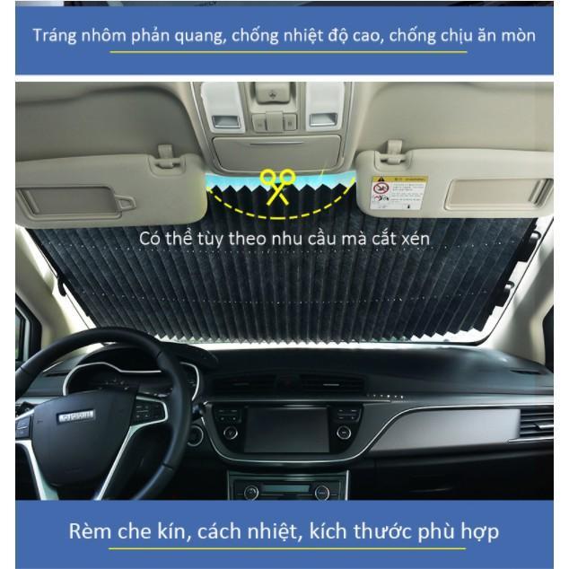 Rèm che nắng ô tô tự động gấp gọn, chống nắng cách nhiệt - SUPER STORE