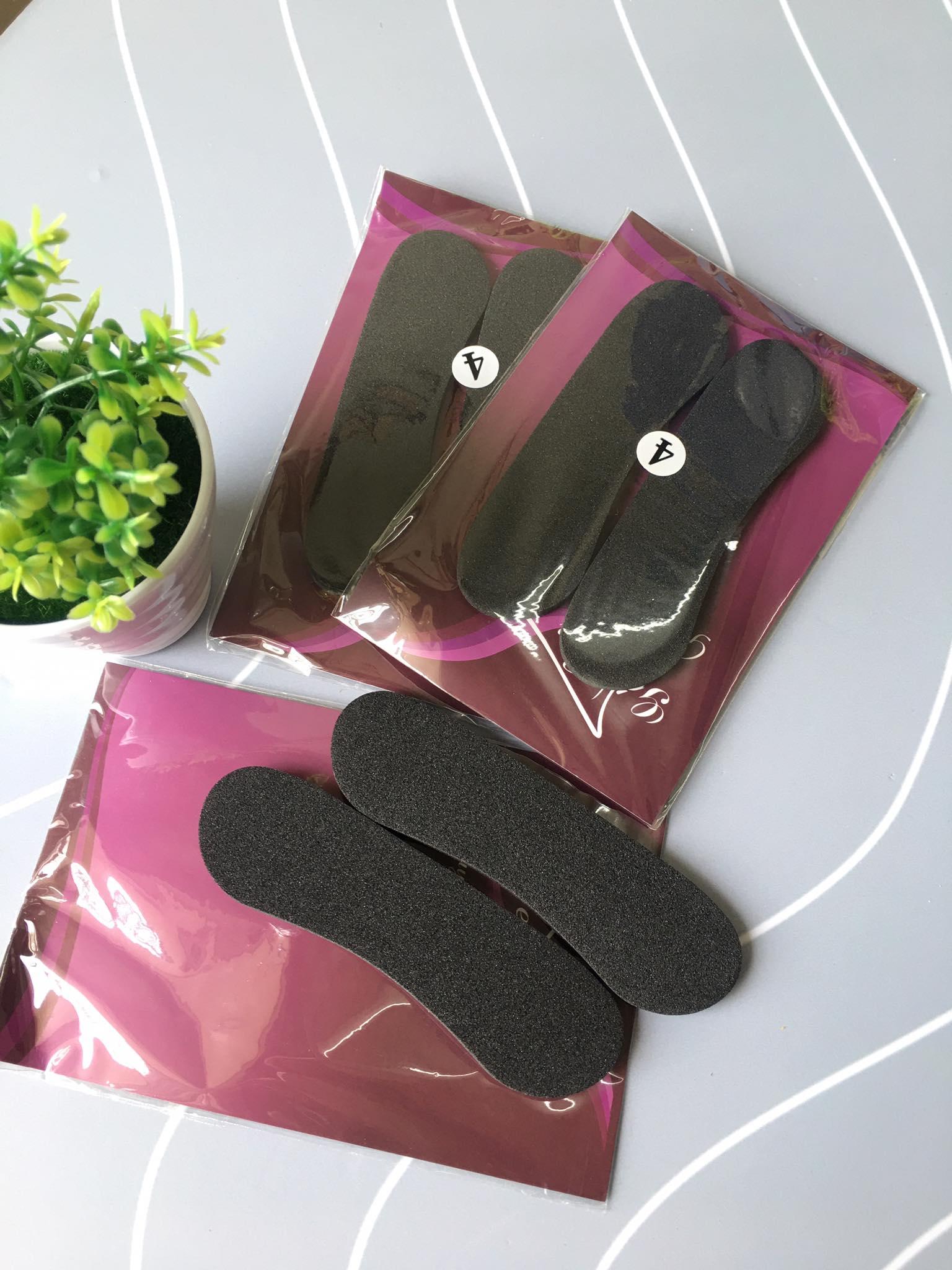 Combo 3 cặp dán gót giày chống trầy gót, giảm size , êm chân khi di chuyển nhiều- LG21