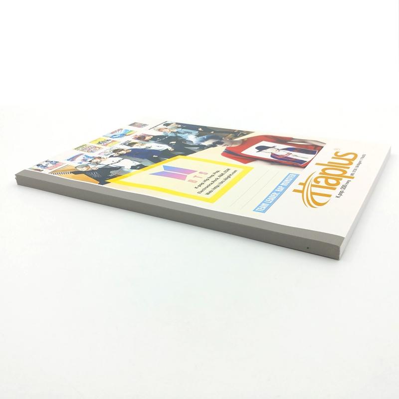 Vở Haplus K.Pop 200T (Kẻ Ngang) - 5730 - Mẫu 4