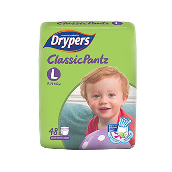 Tã Quần Drypers ClassicPantz L48 48 Miếng