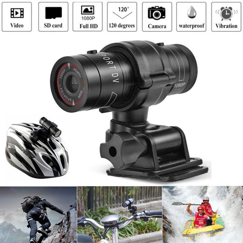 Camera Hành Trình Sport Chống Nước Cho Xe Đạp, Xe Máy M500 AZONE