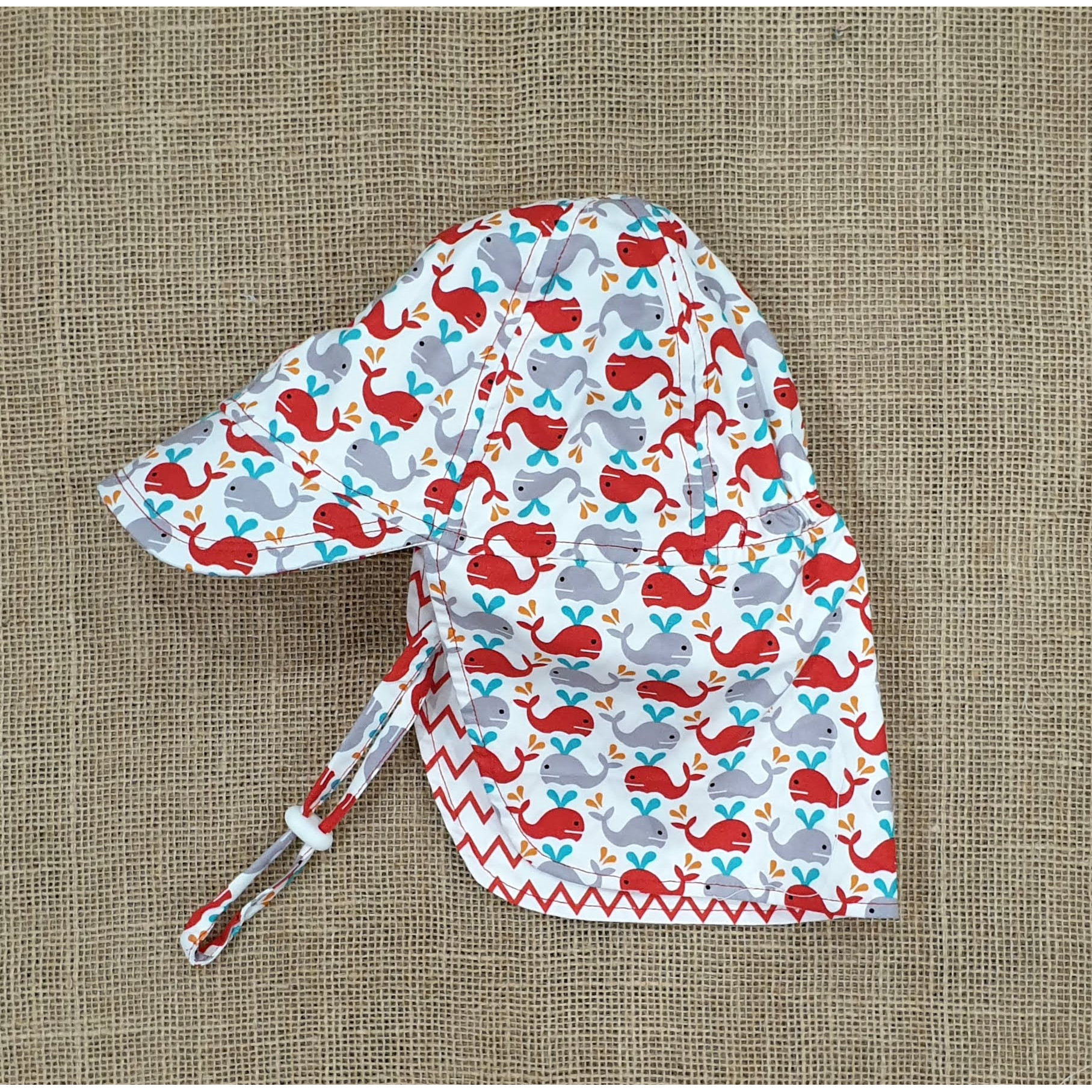 Mũ che gáy, mũ lưỡi trai có gáy kiểu Nhật cho bé trai. Mũ chống nắng, đi biển, đi dã ngoại cho bé từ 1-12 tuổi