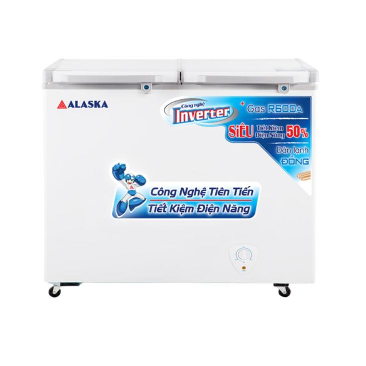 Tủ Đông/Mát ALASKA Inverter 450 Lít FCA-4600CI- Hàng chính hãng