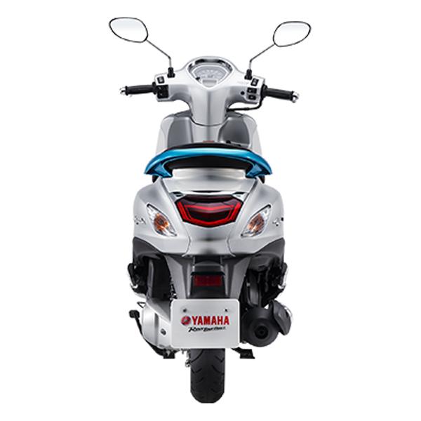 Xe Máy Yamaha Grande (Blue Core Hybrid) - Phiên bản kỷ niệm 20 năm