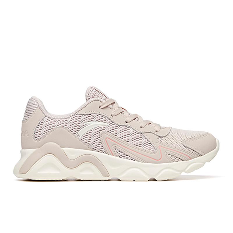 Giày chạy nữ Anta Grey-Pink 822035576-2