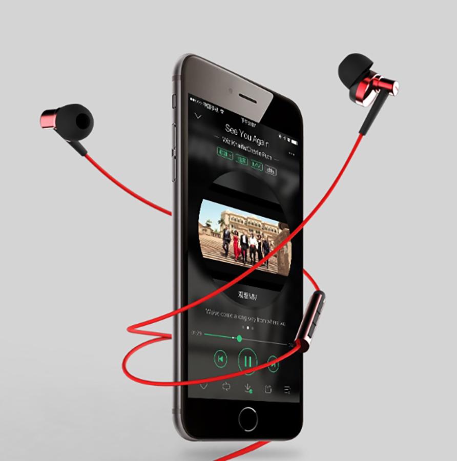 Tai nghe nhét tai Remax RM - 575 Pro cho các dòng điện thoại - Hàng nhập khẩu