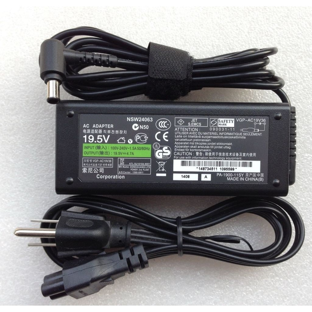 Sạc dành cho laptop Sony PCG-61313L  Adapter Vaio PCG-61313L