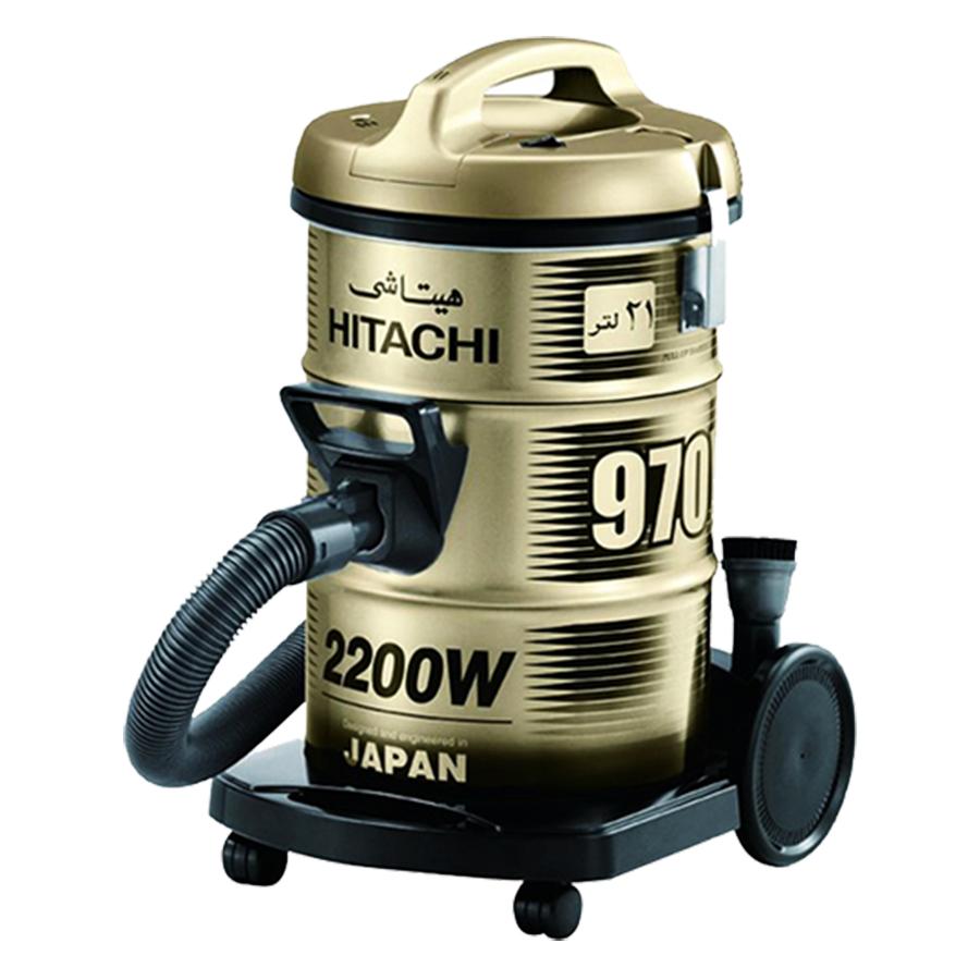 Máy Hút Bụi Hitachi CV-970Y/TG (2200W) - Hàng chính hãng