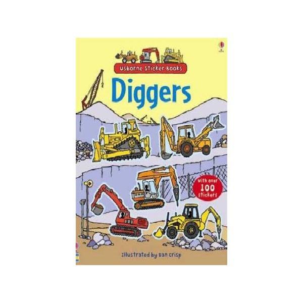 Usborne Diggers