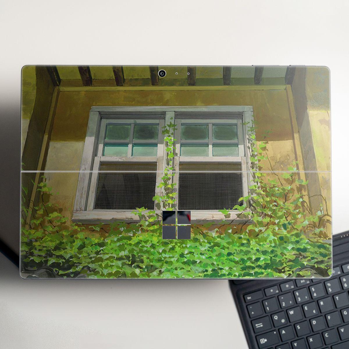 Skin dán hình Ghibli Nhật Bản cho Surface Go, Pro 2, Pro 3, Pro 4, Pro 5, Pro 6, Pro 7, Pro X