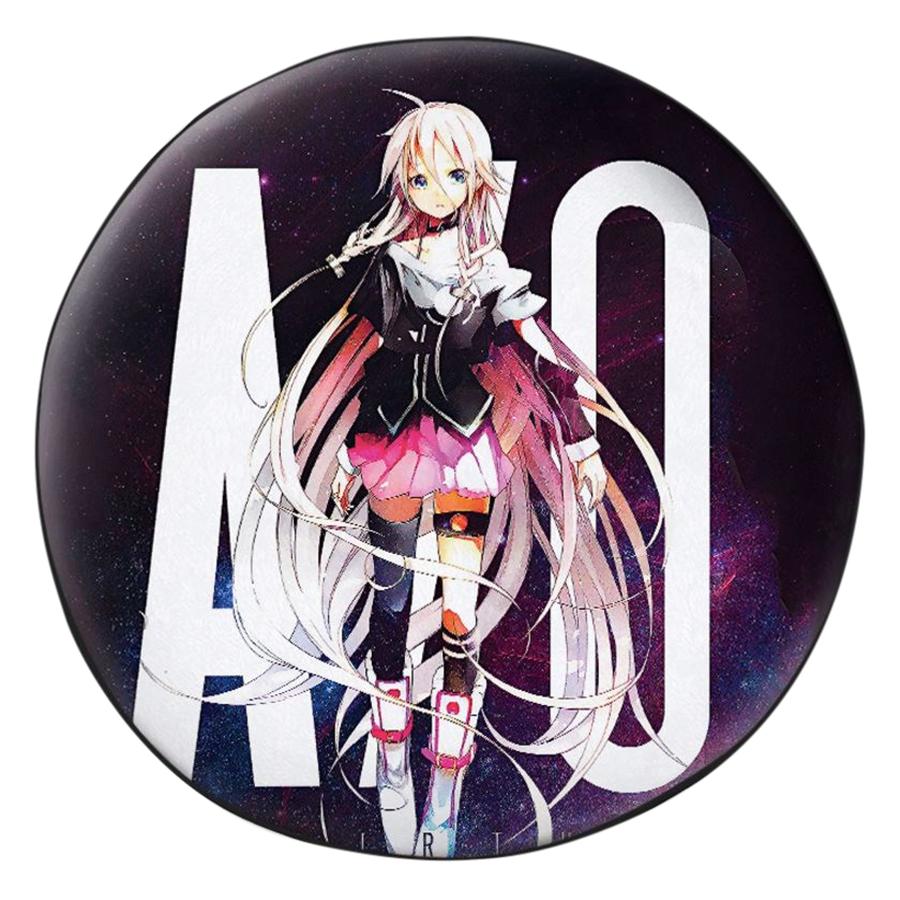 Gối Ôm Tròn Vocaloid Ia - GOMA251