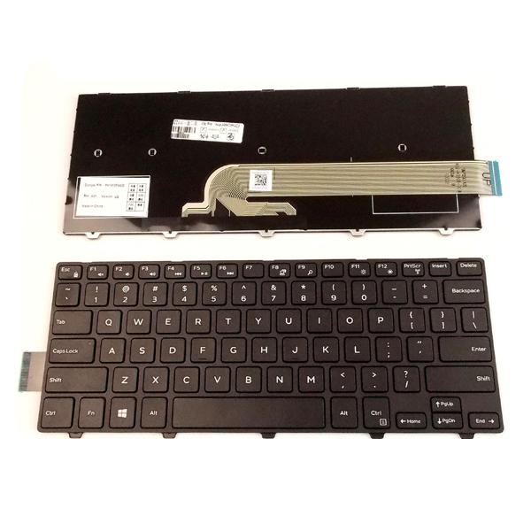 Bàn phím cho Laptop Dell Inspiron 3441 3442 3443 3452