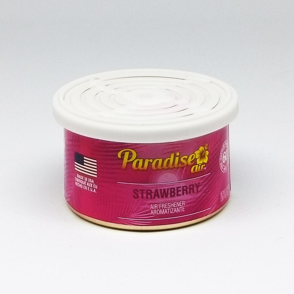 Sáp thơm ô tô Paradise Air Fresh 42g - Strawberry - Set 2 hộp