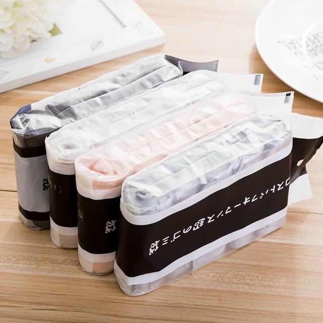 Túi đựng rác công nghệ Nhật Bản 100 túi 45x50cm - Set 5 Cuộn Túi Đựng Rác Công Nghệ Nhật Bản (giao màu ngẫu nhiên)