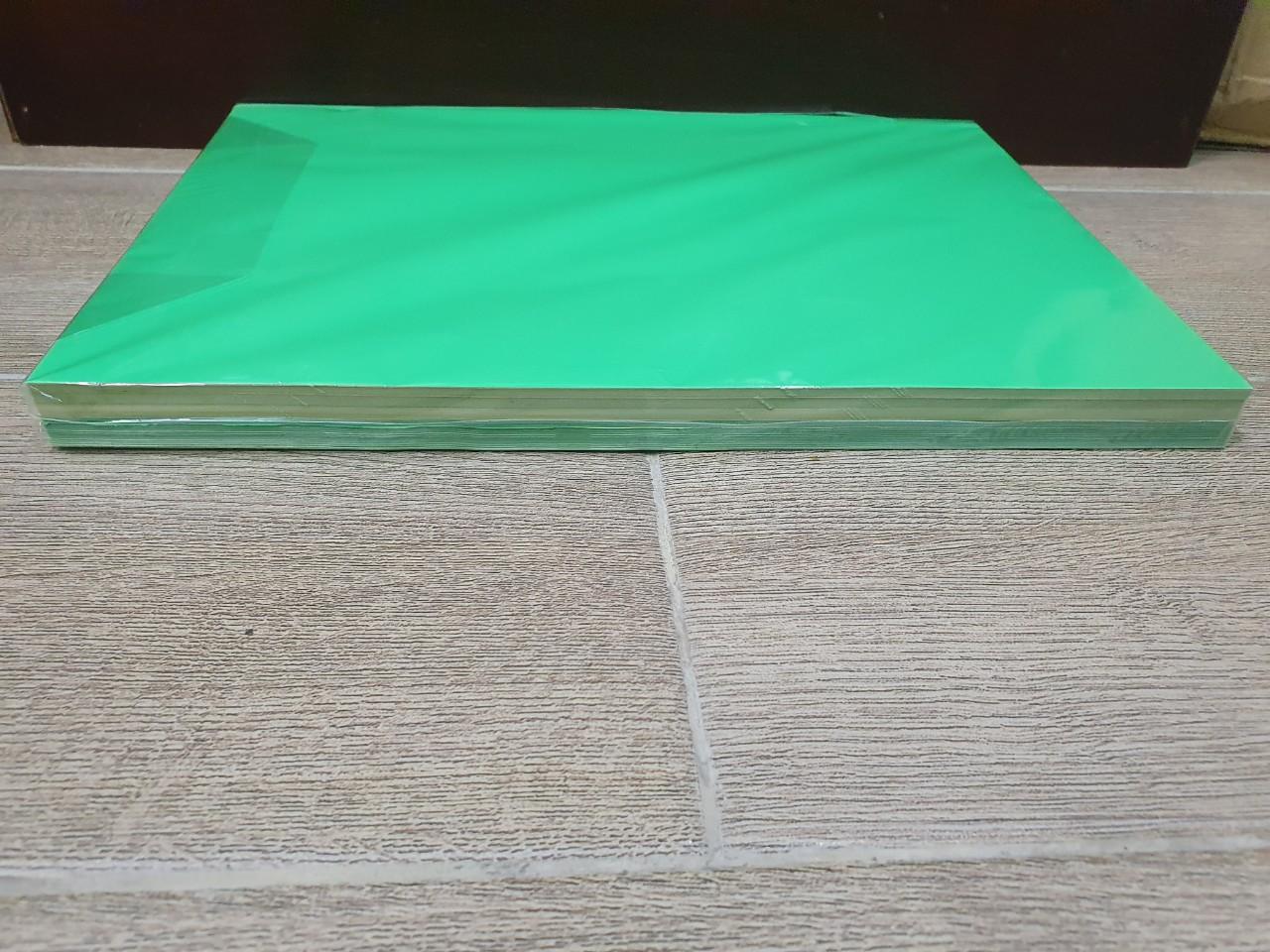 Decal Pc Xanh Lá Dạ Quang