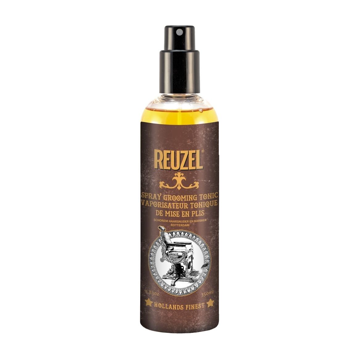 Xịt Tạo Kiểu Reuzel Grooming Tonic Spray 355ml