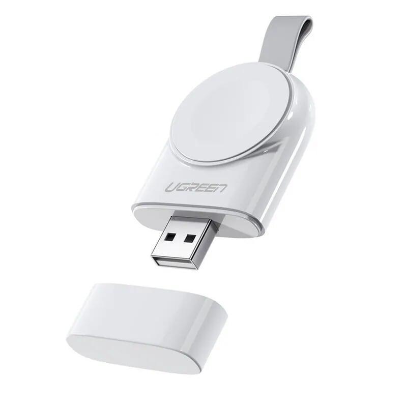 UGREEN Apple Watch Magnetic Charging Module Màu trắng CD144-50944 - Hàng Chính Hãng