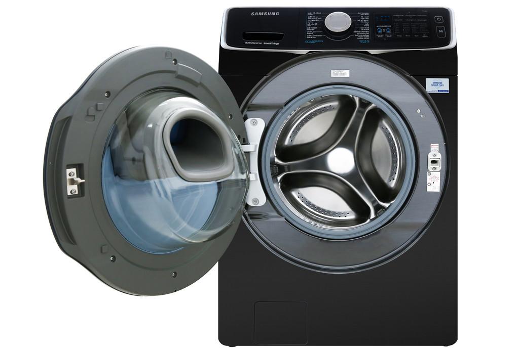 Máy giặt sấy Samsung Add Wash Inverter 19 kg WD19N8750KV/SV - Hàng chính hãng (chỉ giao HCM)