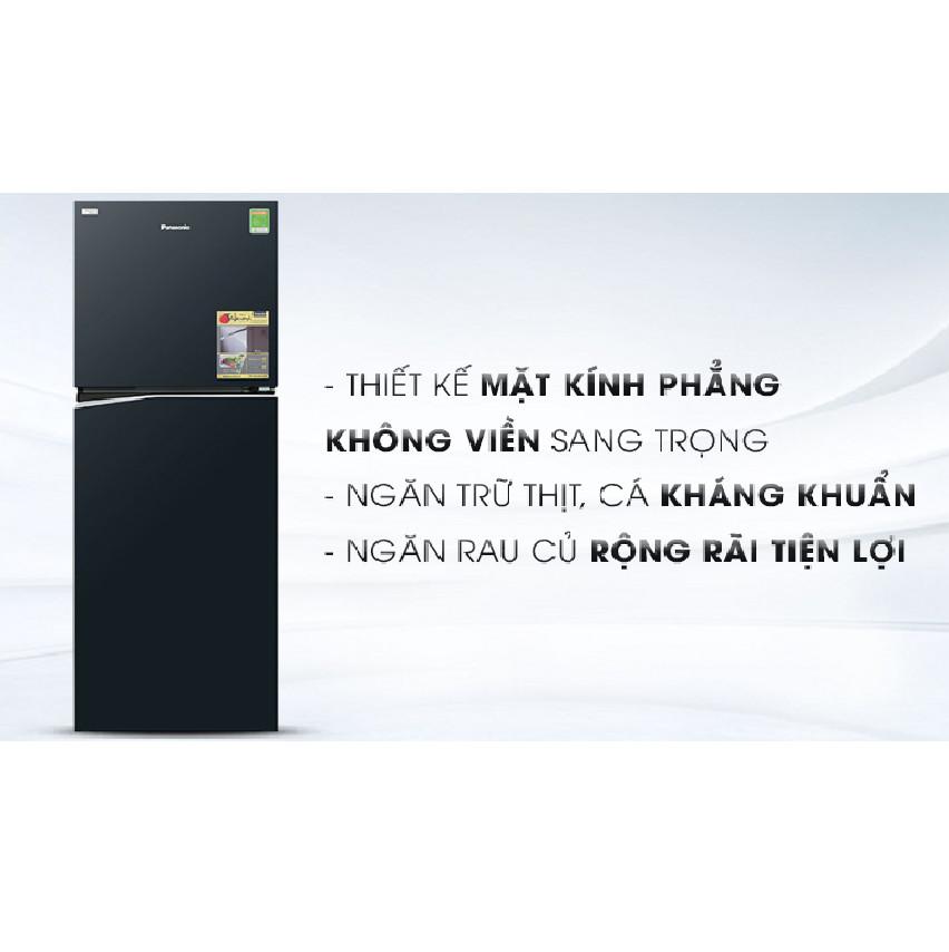 Tủ lạnh Panasonic Inverter 366 lít NR-BL381GKVN - Hàng Chính Hãng