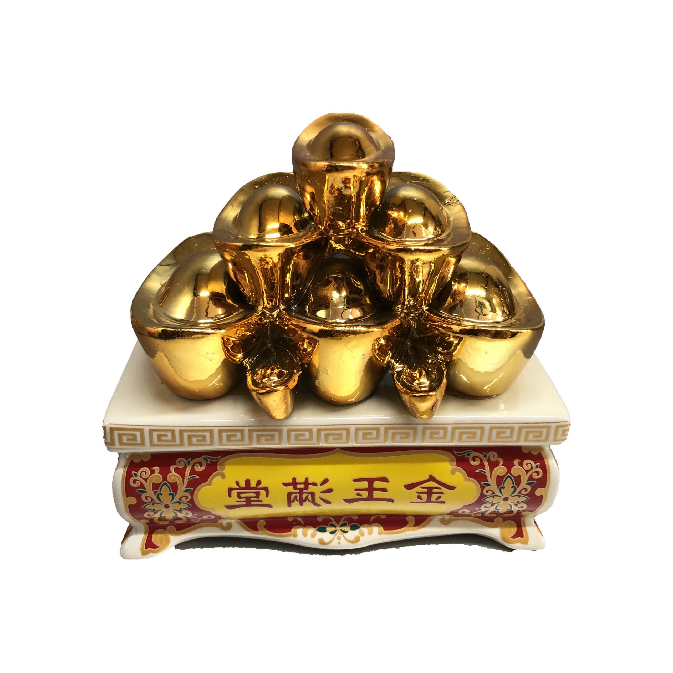 Thỏi vàng phong thuỷ  - đồ thờ - AN13175