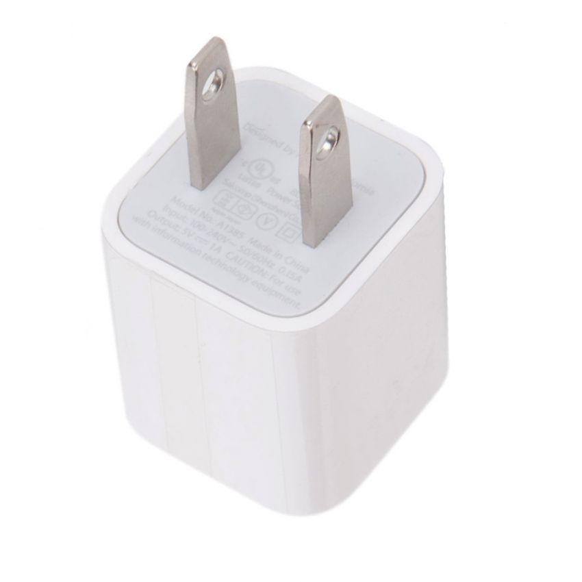 Bộ sạc cốc và dây sạc dành cho Apple iPhone 7/7Plus/8/8Plus/X (Cáp 8 Chíp - Đầu từ tính) - Hàng nhập khẩu