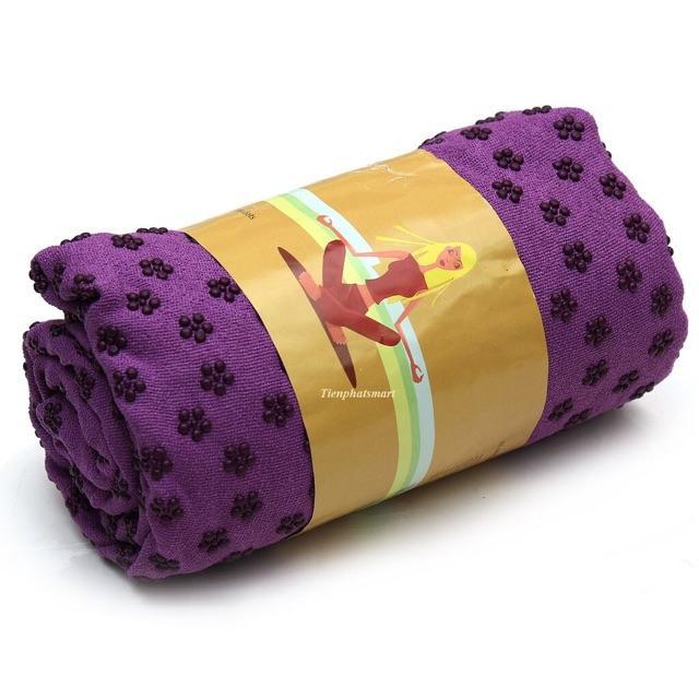Khăn trãi thảm yoga