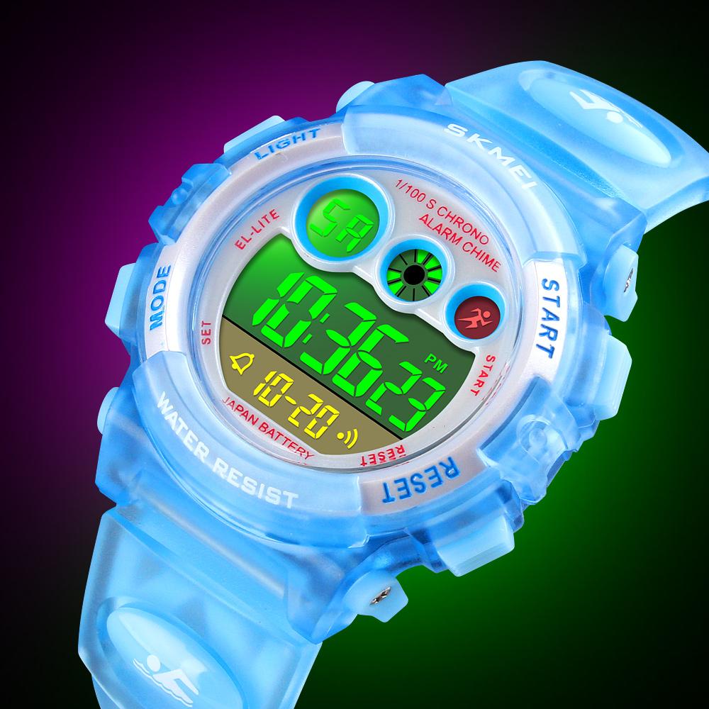 Đồng hồ đeo tay Skmei - 1451LTBU-Hàng Chính Hãng