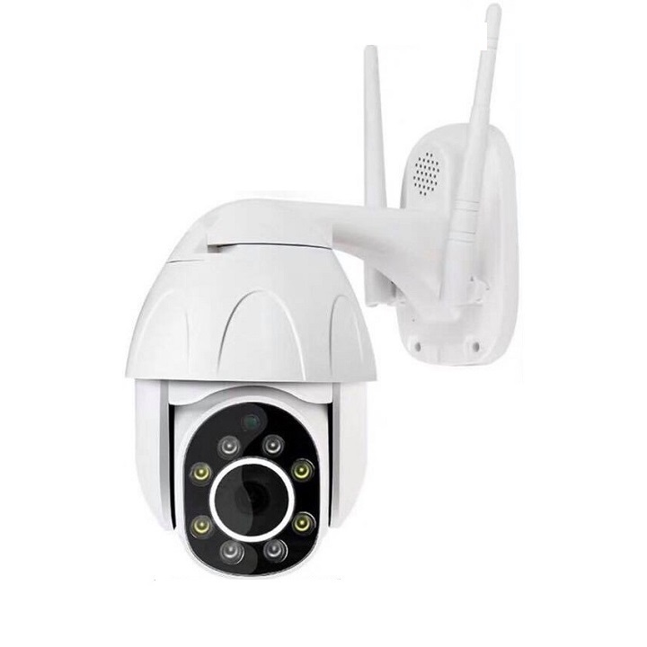 CAMERA YOOSEE PTZ ngoài trời xoay 360 độ- Full HD 10ban đêm có màu-chạy thẻ nhớ-bắt wifi- ghi âm đàm thoại- hàng chính hãng