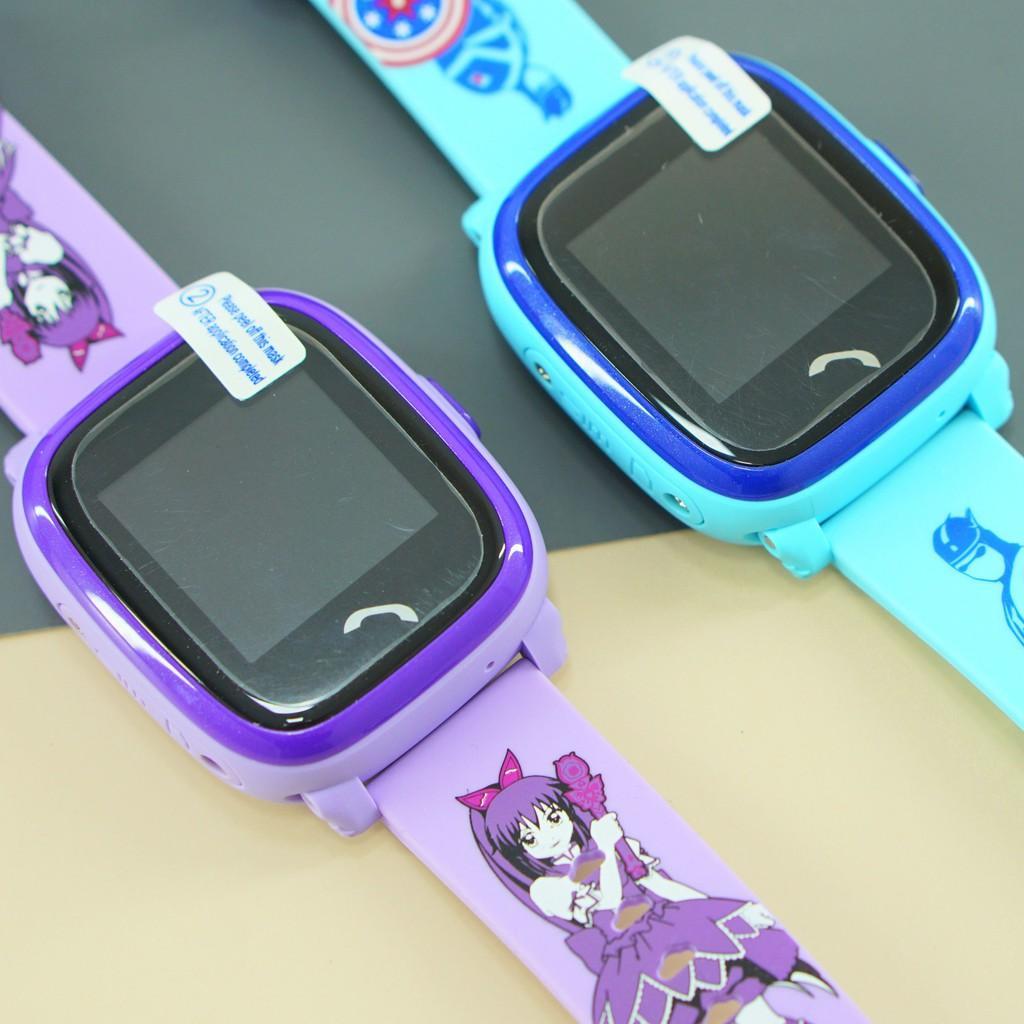 Đồng hồ định vị thông minh JVJ DF25 chống nước trẻ em - Hàng chính hãng