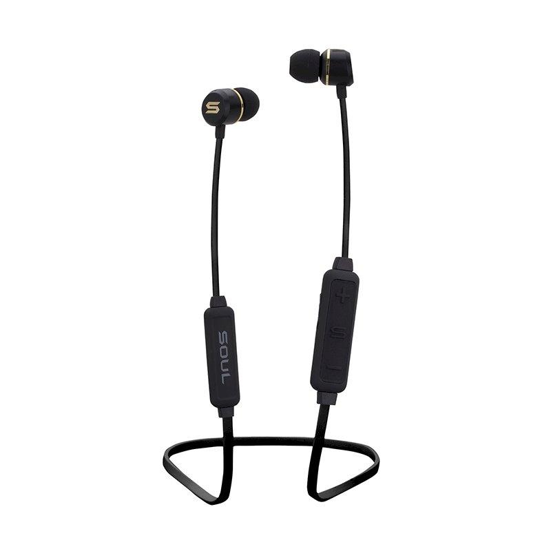 Tai Nghe Bluetooth Thể Thao Soul Prime Wireless - Hàng Chính Hãng