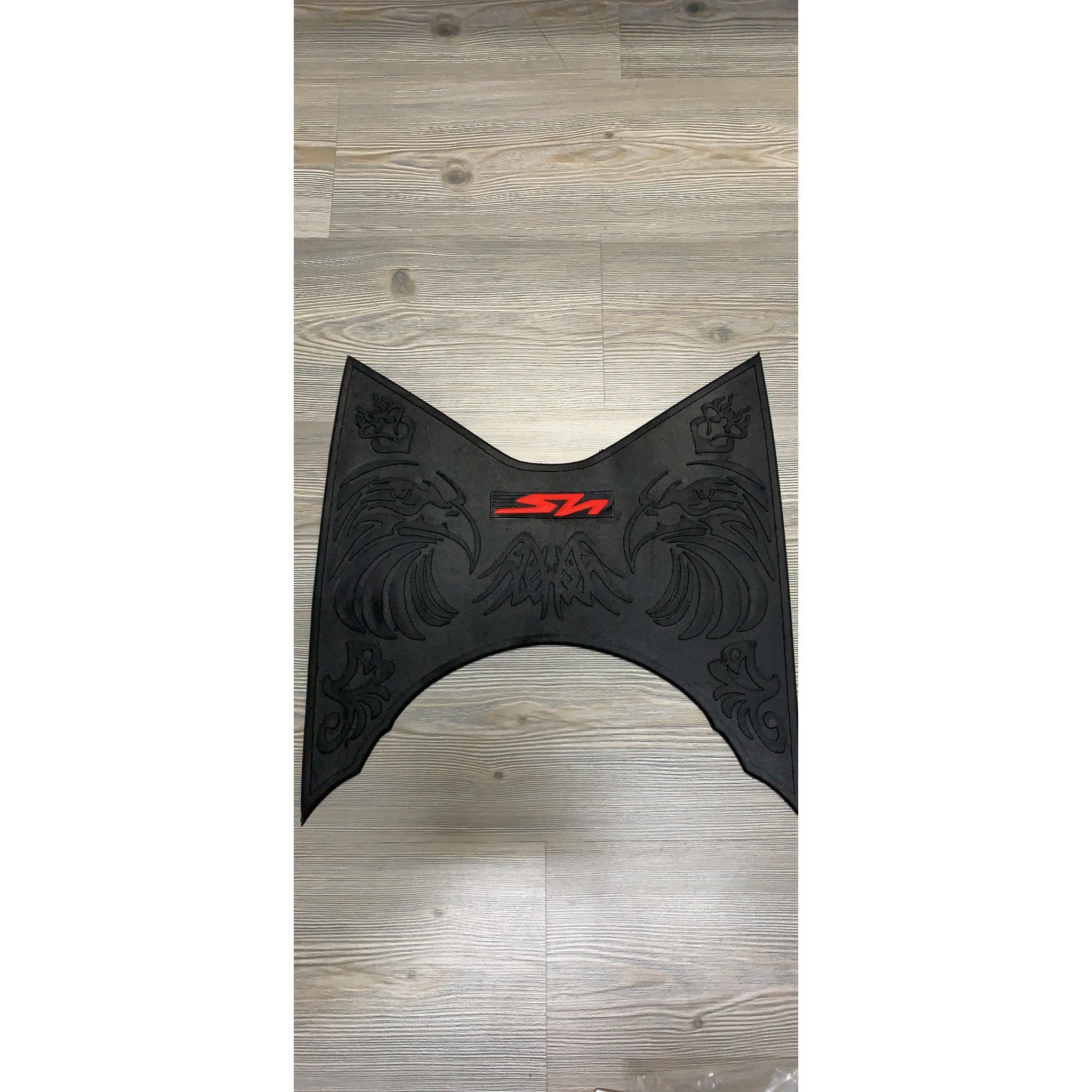 Thảm lót chân cao su dành cho xe SH 2020.
