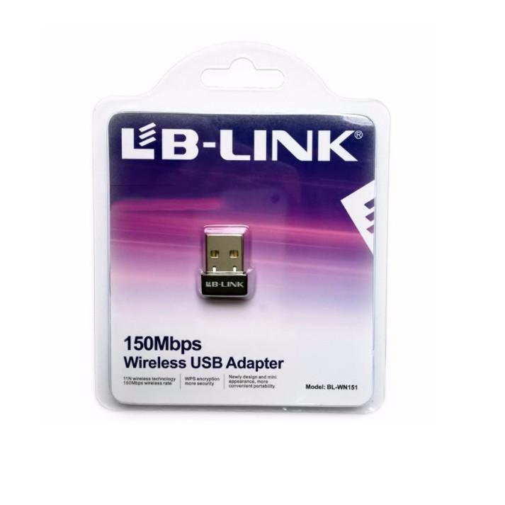 USB THU WIFI LB-LINK 151 - Hàng nhập khẩuLB