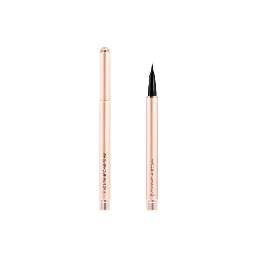 Kẻ mắt nước không trôi Vacosi 24H Waterproof Pen 2g (Rose Gold)