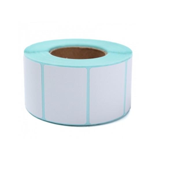 Giấy in tem nhãn mã vạch, tem trà sữa 40x30mm