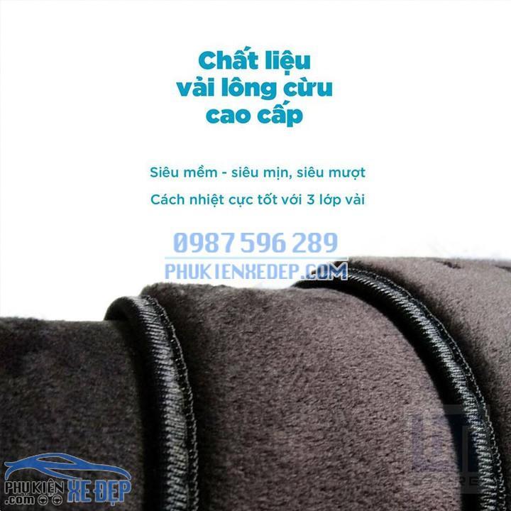 Thảm chống nóng taplo Dành cho OTO K