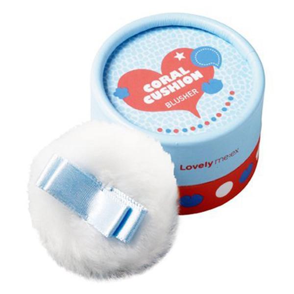 Phấn Má Hồng Trang Điểm The Face Shop Lovely Meex Pastel Cushion Blusher (5g)