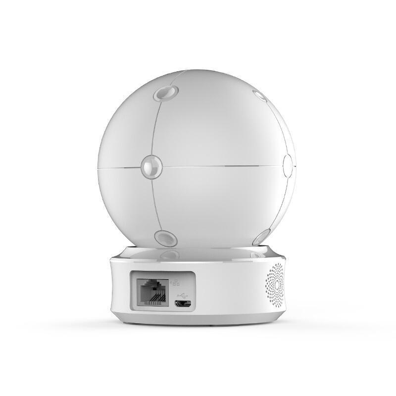 Camera IP Wifi Ezviz C6C (CV246 with Lan port) - Hàng Chính Hãng