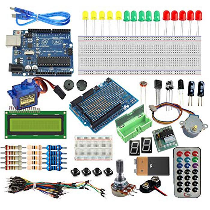 Bộ thí nghiệm Arduino cơ bản