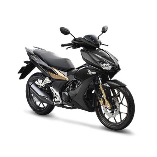 Xe Máy Honda Winner X - Phiên Bản Đen Vàng Đồng 2020