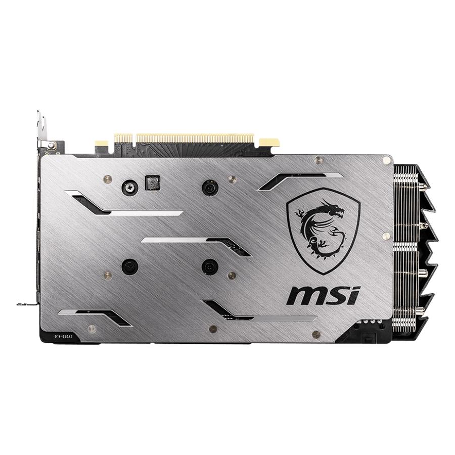 Card Màn Hình VGA MSI RTX 2060 GAMING Z 6GB GDDR6 192 Bit 2 Fan DisplayPort HDMI - Hàng Chính Hãng