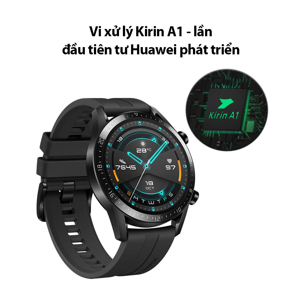 Bộ Sản Phẩm Huawei (Đồng Hồ Thông Minh HUAWEI Watch GT2 + Cân Điện Tử HUAWEI Scale 3)   Hàng Chính Hãng