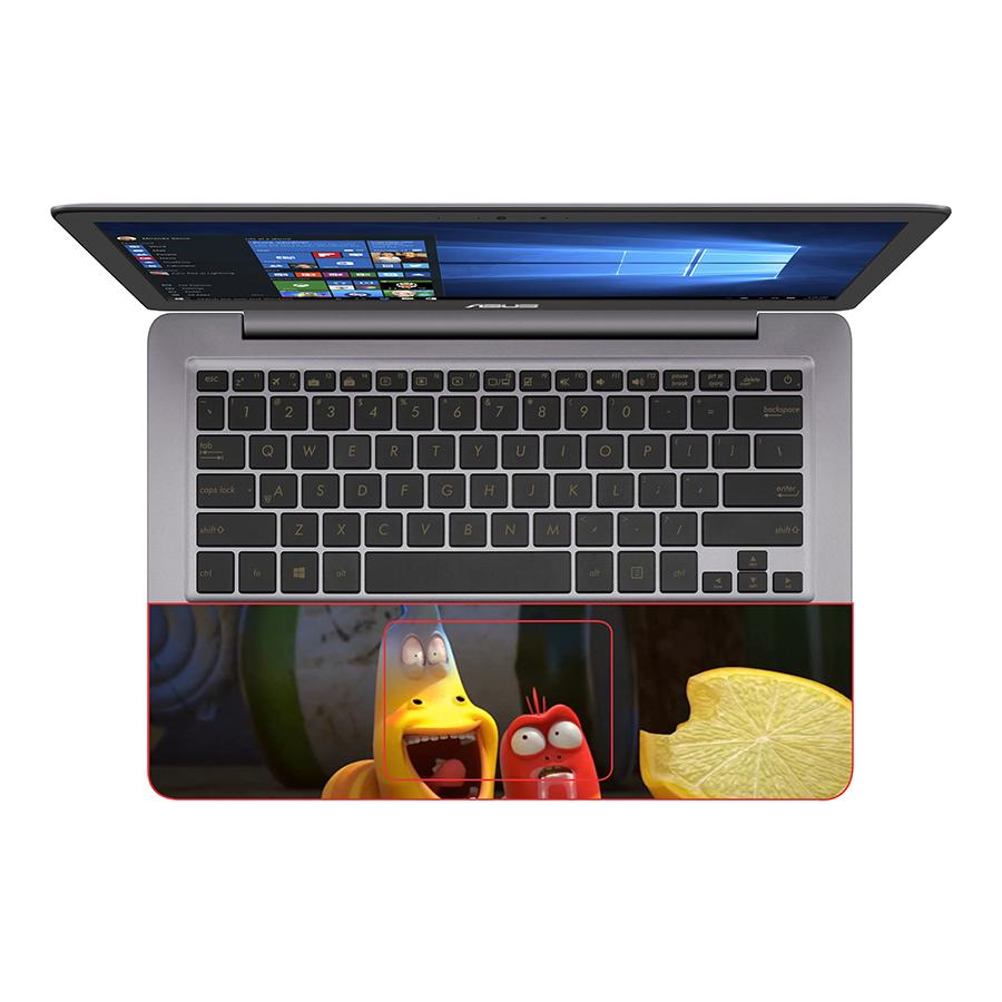 Mẫu Skin Dán Decal Laptop Hoạt Hình Dễ Thương - Mã: DCLTHH103