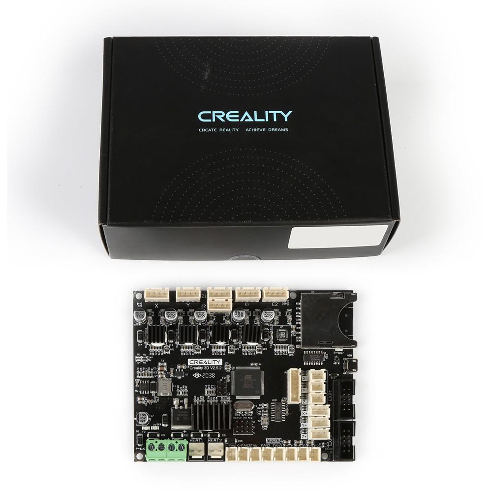 Board im lặng Silent Motherboard V2.5.2 cho máy in 3d CR-10 V2