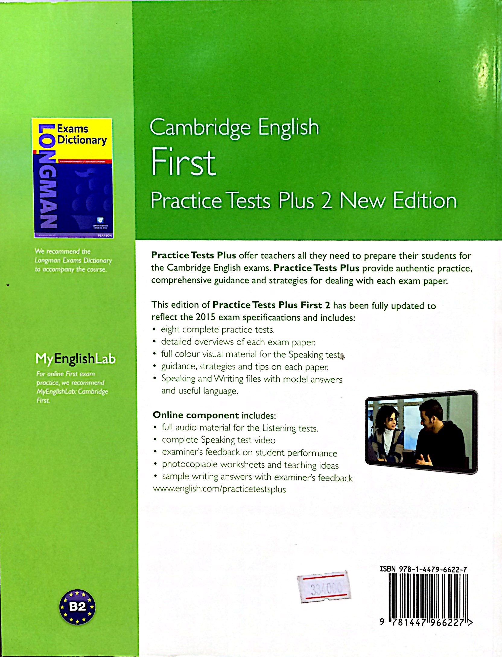 Cambridge First Practice Tests Plus New Edition Students' Book with Key -  ELTs | SachDayRoi com