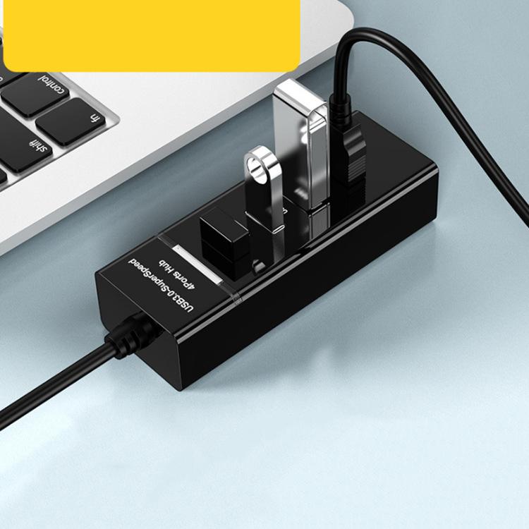 Hub USB 3.0 Chia 4 cống Cao Cấp - Cổng chia USB Cao Cấp -  Chính Hãng VinBuy