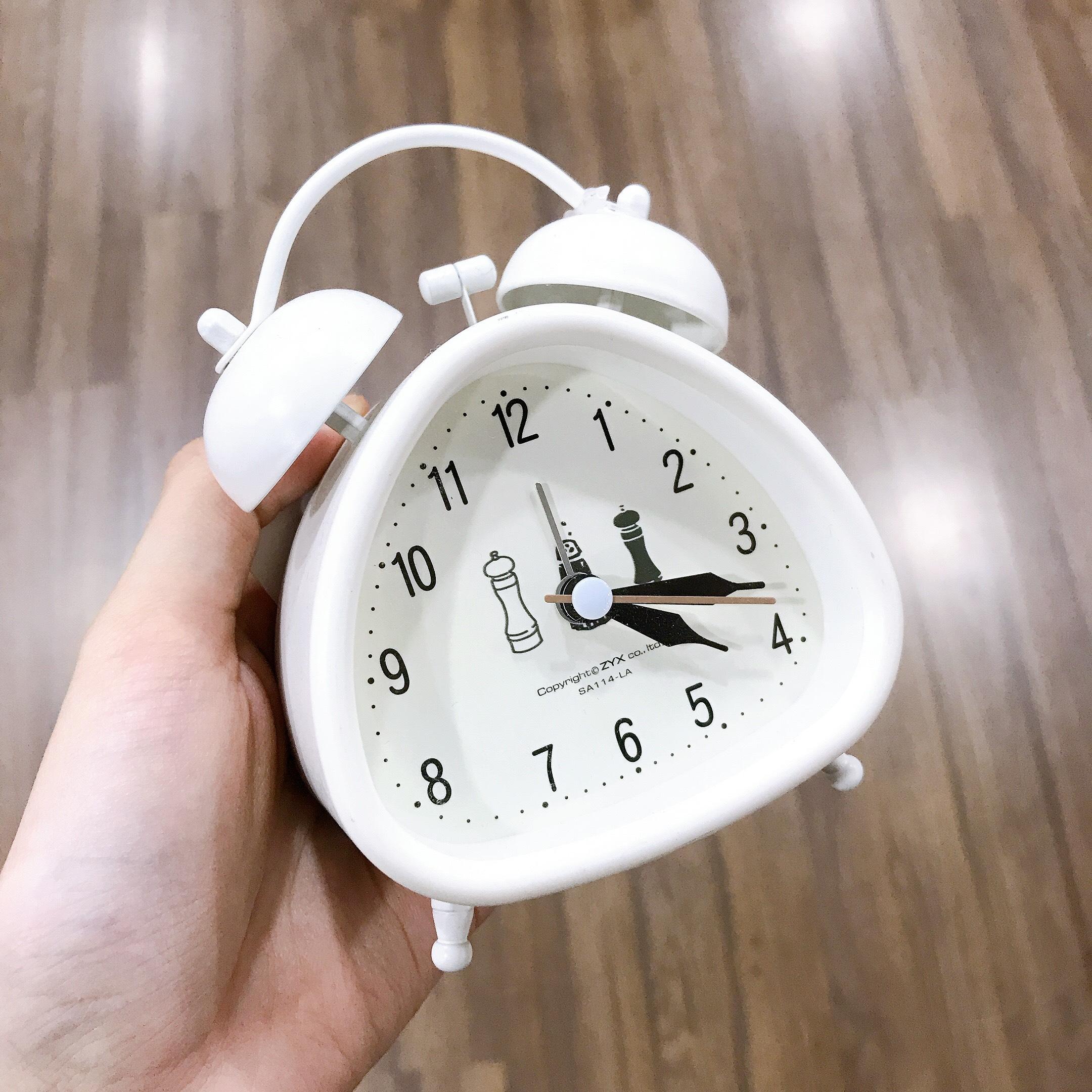 Đồng hồ sắt SA114LA