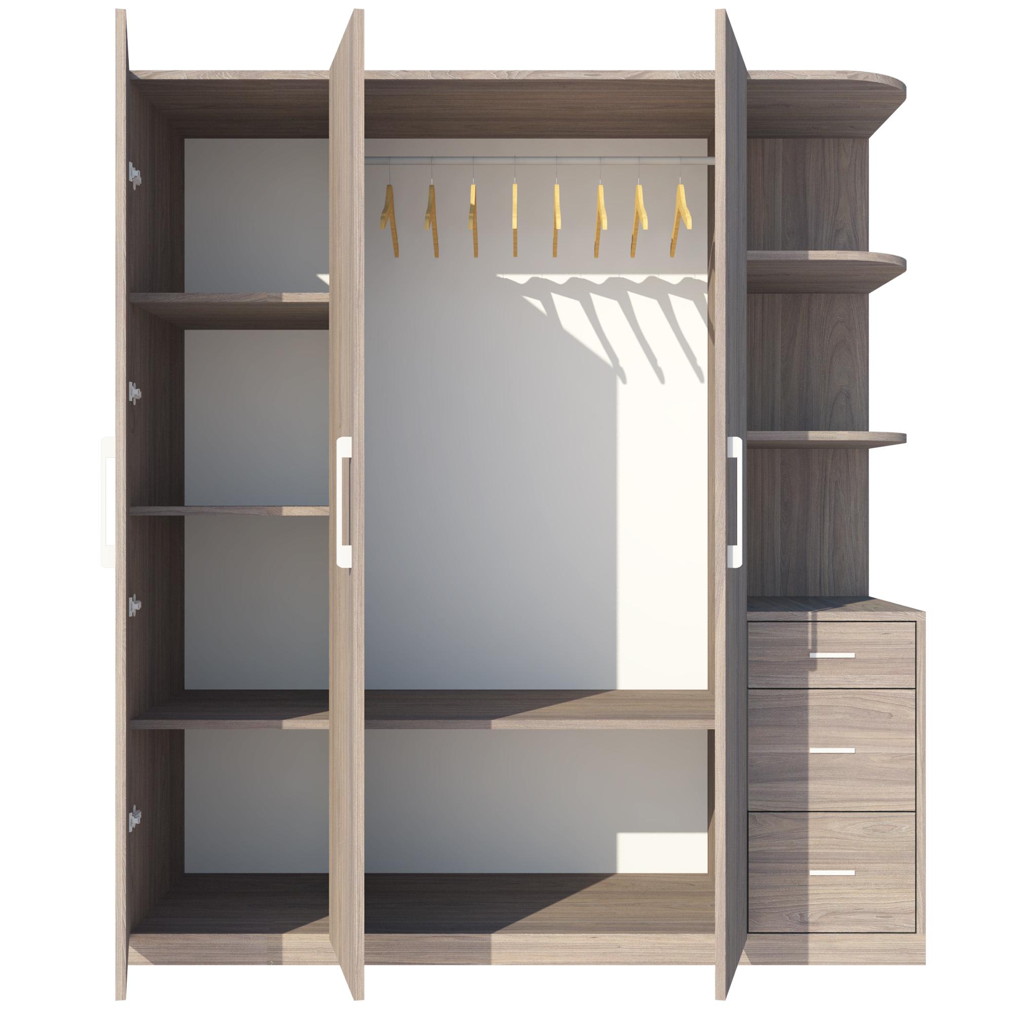 Tủ Áo FT042N (180cm x 200cm)