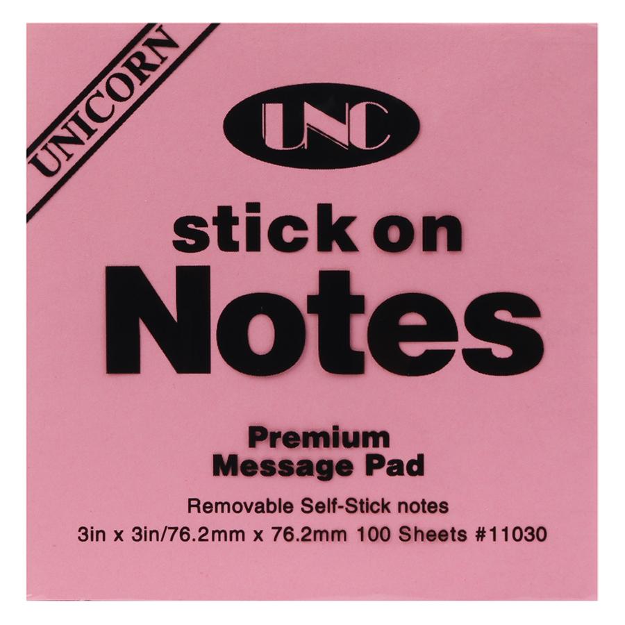 Lốc 6 Xấp Giấy Note Beautone (76.2 x 76.2 mm) - Màu Ngẫu Nhiên