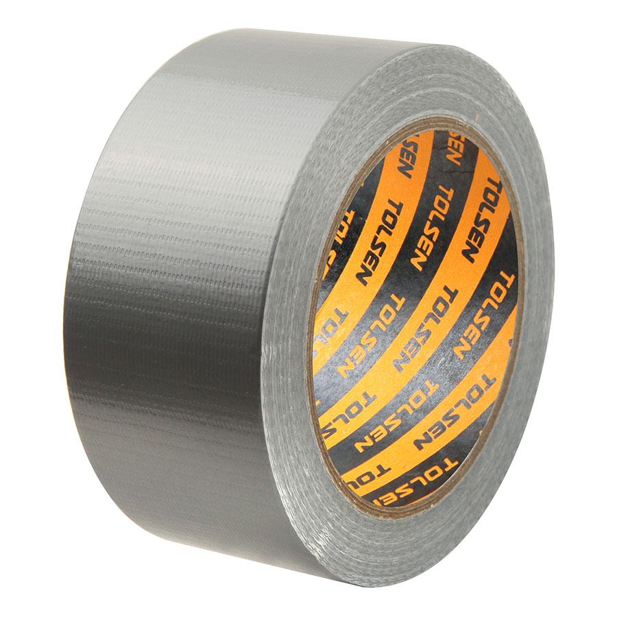 Băng Keo Vải Duct Tape - Siêu Dính Tolsen 50282 (50m)