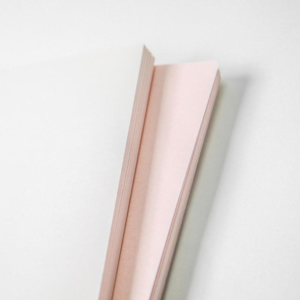 Combo 20 tập giấy in chuyển nhiệt đế hồng A4